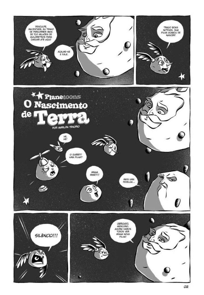 Planetoons