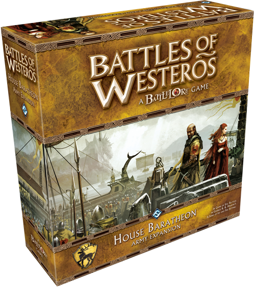 House of Baratheon Army Expansion