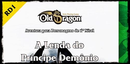 A Aventura Pronta – A Lenda do Príncipe Demônio