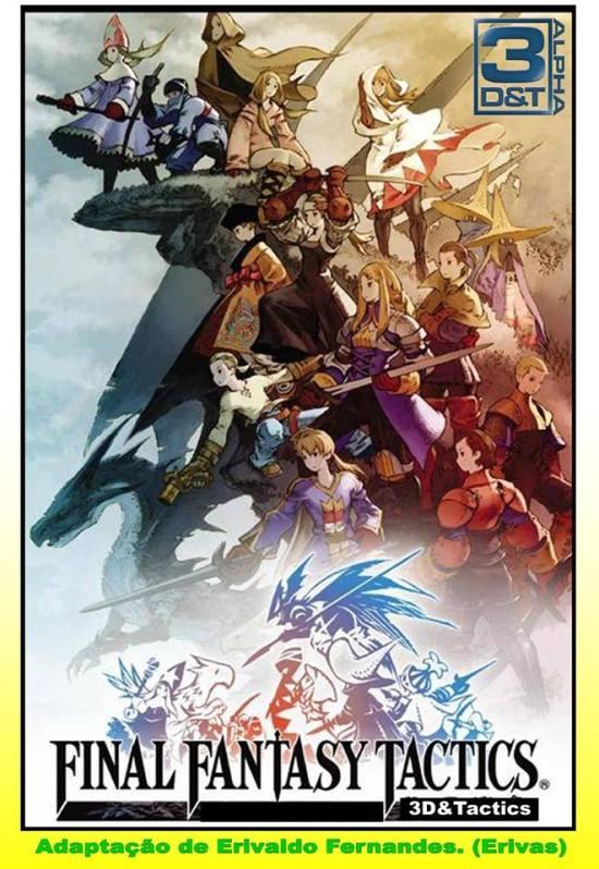 Final Fantasy Tactics 3D&T