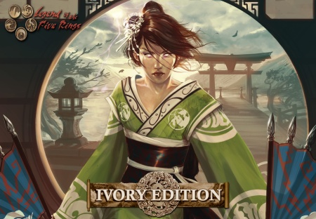 Ivory Edition - L5R Card Game