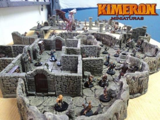 Kimeron Miniaturas - Art