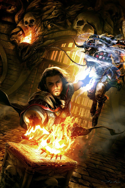 Magic - The Gathering Aleksi Briclot