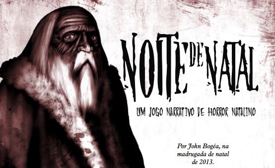 Noite de Natal - Jogo Narrativo de Horror Natalino