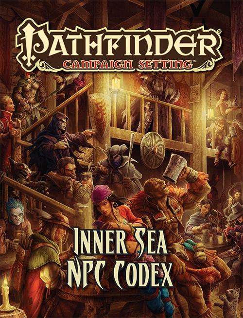 Pathfinder Campaign Setting - Inner Sea NPC Codex