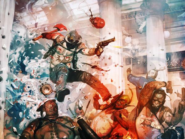 Artizako - Action Hero
