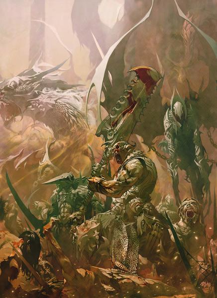 Artizako - Knights of Abomination