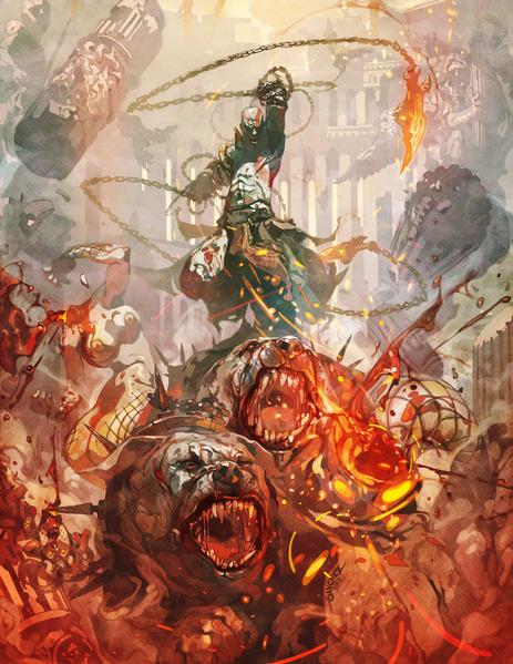 Artizako - Kratos, the God Destroyer
