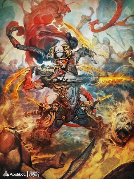 Artizako - Pharnaces, Blaze Commander