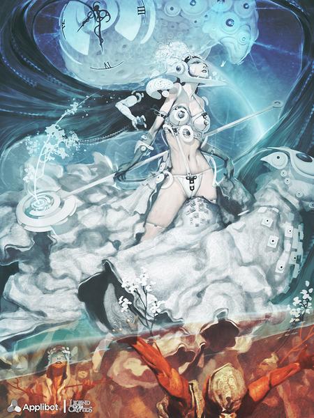 Artizako - Zita, Dimension Warper