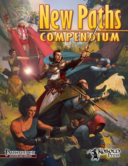 New Paths Compendium - Pathfinder RPG