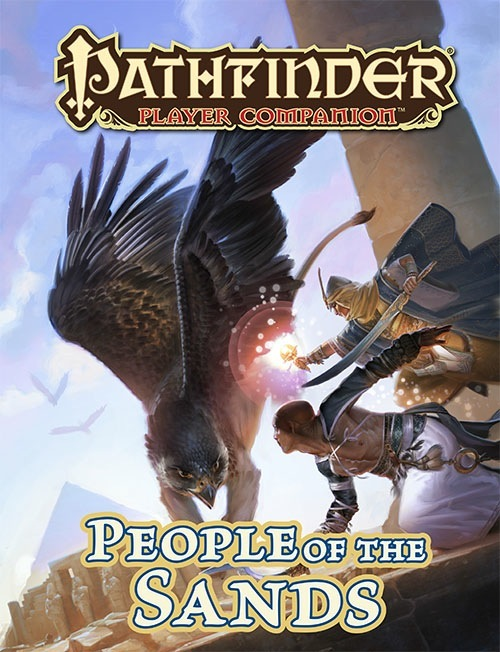 Pathfinder Player Companion - People of the Sands