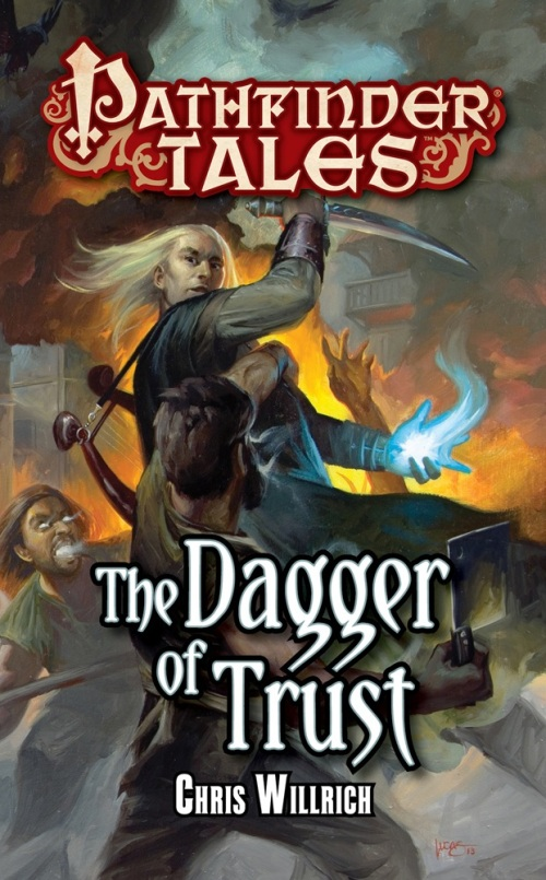 Pathfinder Tales - The Dagger of Trust
