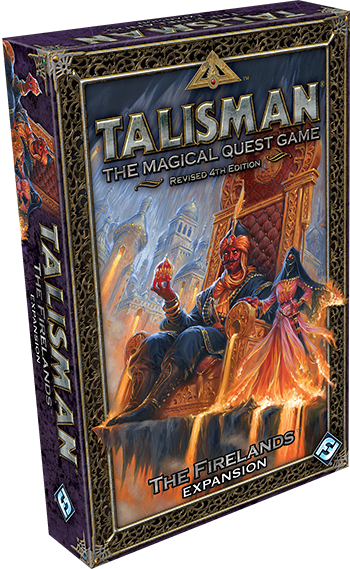Talisman - The Firelands