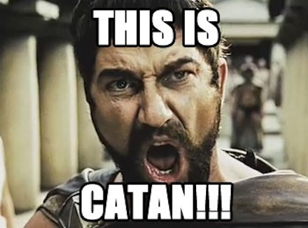 This is Catan