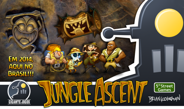 Jungle Ascent - Gigante Jogos