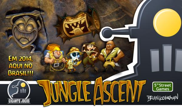 Jungle Ascent - Gigante Jogos