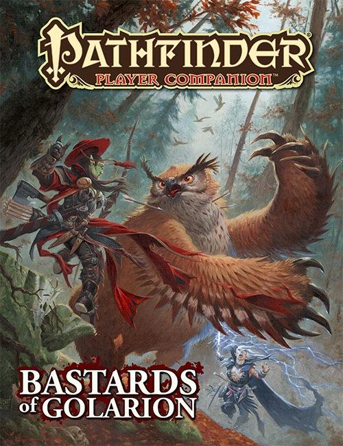Pathfinder Player Companion - Bastards of Golarion
