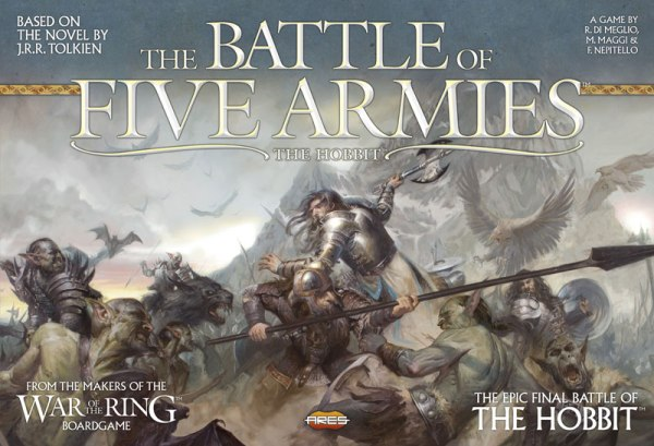 The Battle of Five Armies - Ares Games