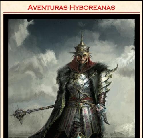 Aventuras Hyboreanas RPG