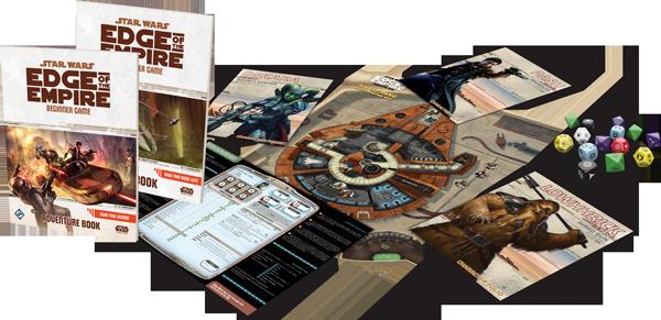 Kit Star Wars - Fronteiras do Império