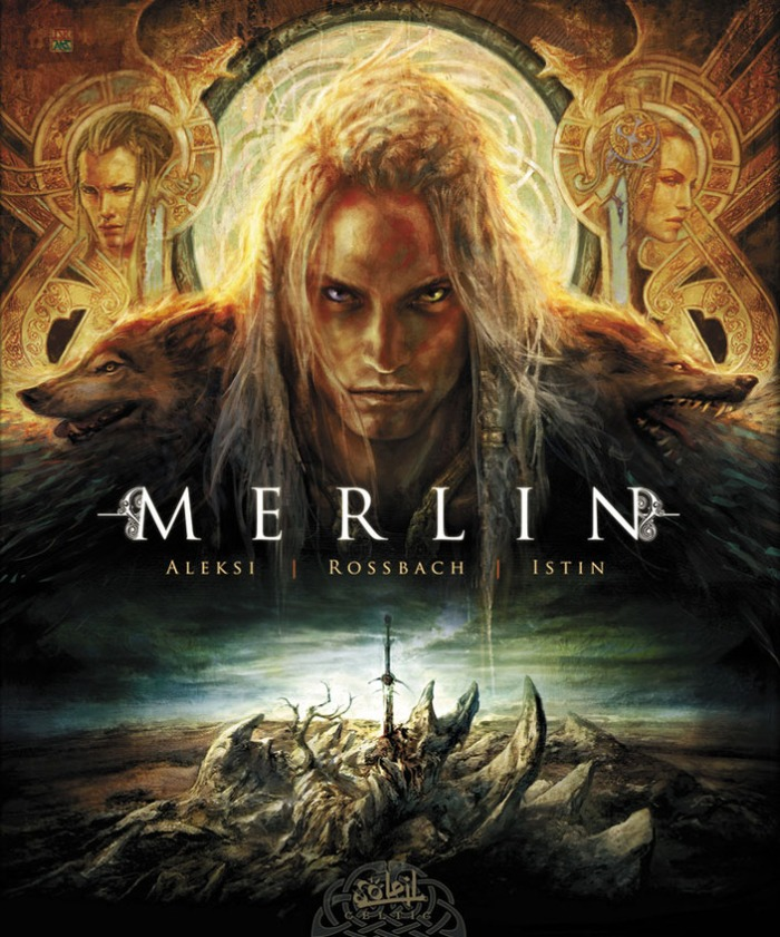 Merlin cover - JS