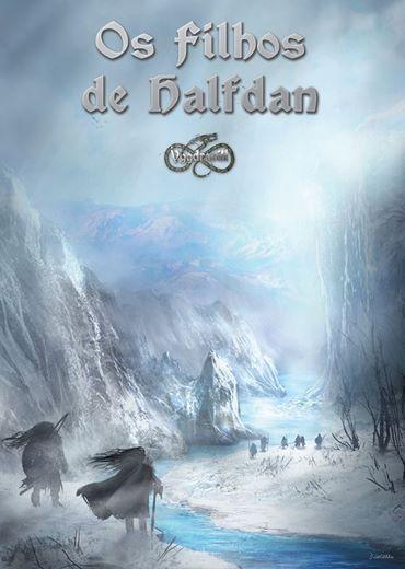 Os Filhos de Halfdan - Yggdrasill RPG