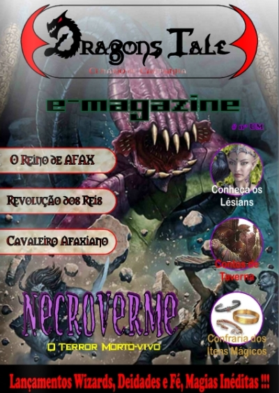 Revista Dragon's Tale - Edição 1