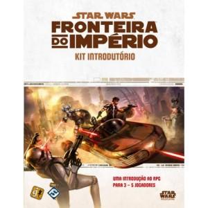 Star Wars RPG - Fronteiras do Império - Kit Introdutório