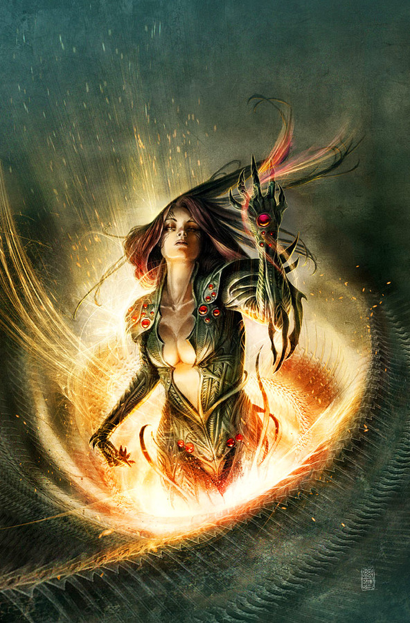 Witchblade - JS