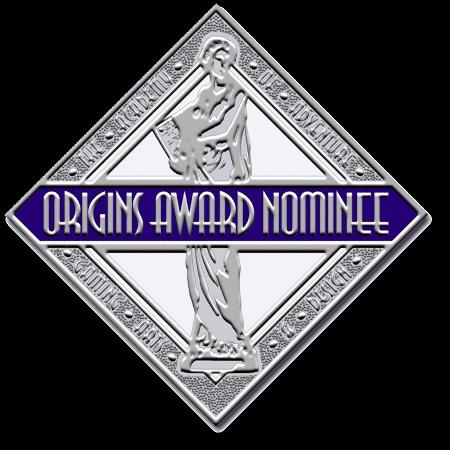 Origins Award Nominee 2014