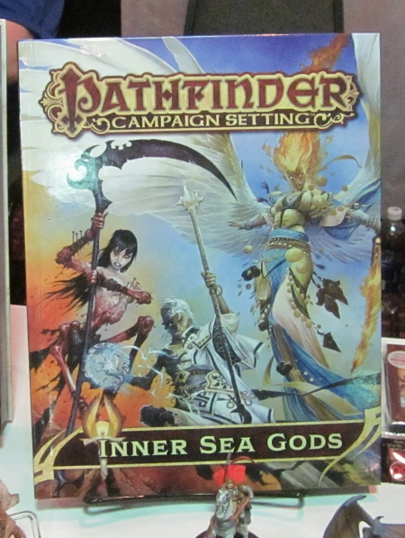 Pathfinder Campaign Setting - Inner Sea Gods