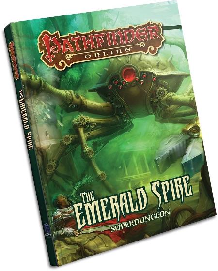Pathfinder - The Emerald Spire Superdungeon